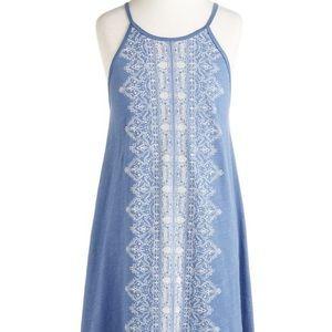 NWOT Billabong Cotton Summer Dress, Size S/P
